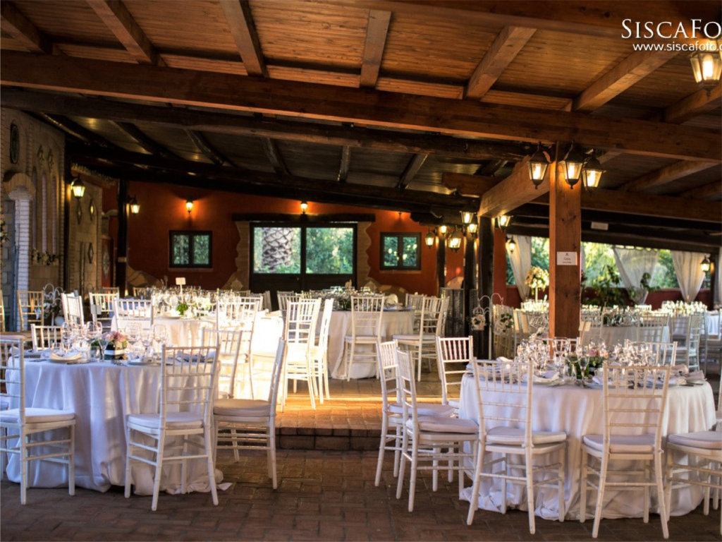 Location Matrimonio Roma Martini Eventi
